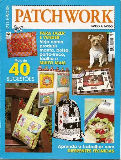 Revista Patchwork 1 - silmara - Picasa Webalbumok