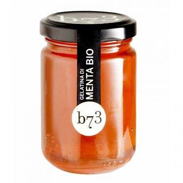 Gelatina di menta Bio - b73