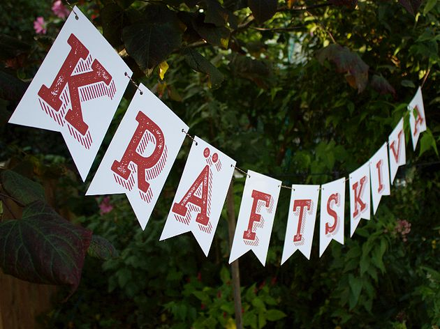 Keenan Creative | Kräftskiva - A Swedish Inspired Crayfish Party