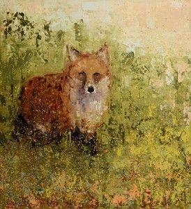 Red Fox, Green Field