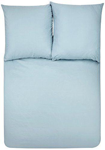 AmazonBasics Parure de lit avec housse de couette en microfibre, Bleu spa, 200 x 200 cm #AmazonBasics #Parure #avec #housse #couette #microfibre, #Bleu #spa,