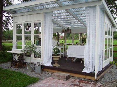 Garden greenhouse gardenhouse uterum växthus plants flowers outdoor house glasshouse orangeri