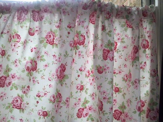 Best 16 Dreamy Shabby Chic Shower Curtains Images On Pinterest | Home Decor