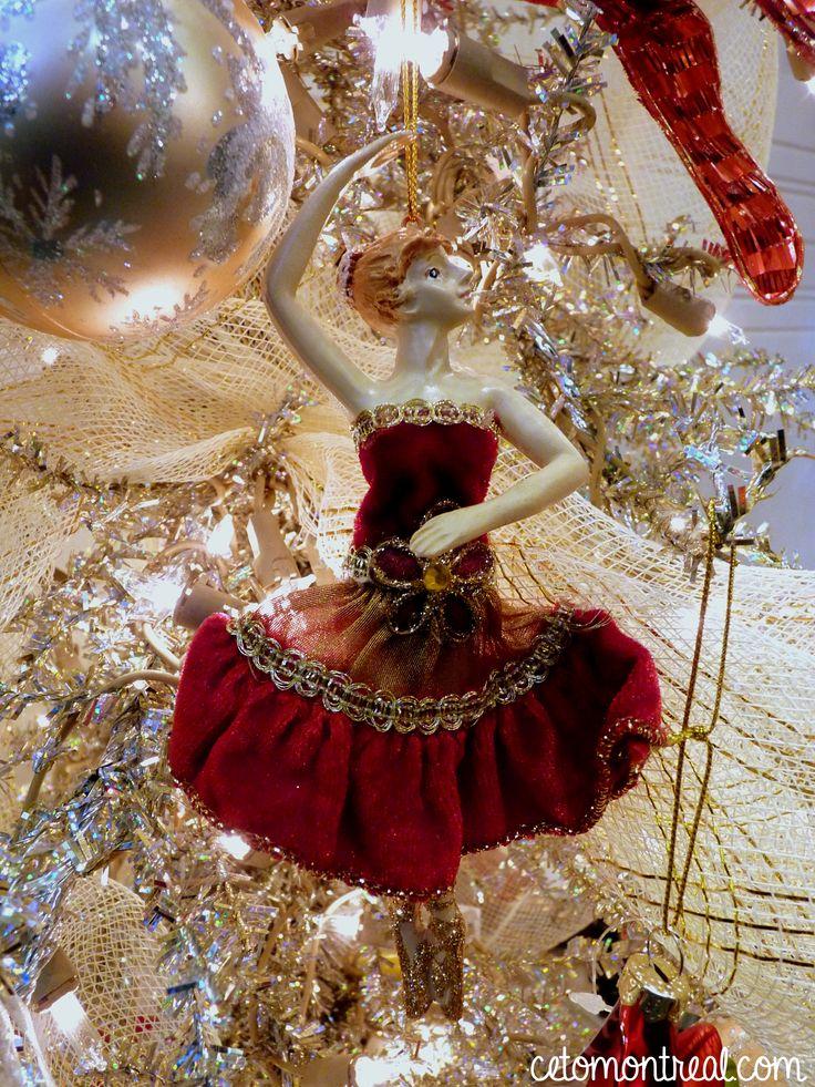 Chercher des cadeaux de Noël parfaits au marché de Noël casse-noisette à Montréal