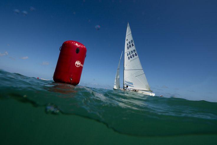 Bacardi Miami sailing Cup 2015, #slamsailing Star class brasilian crew Grael-Gonclaves