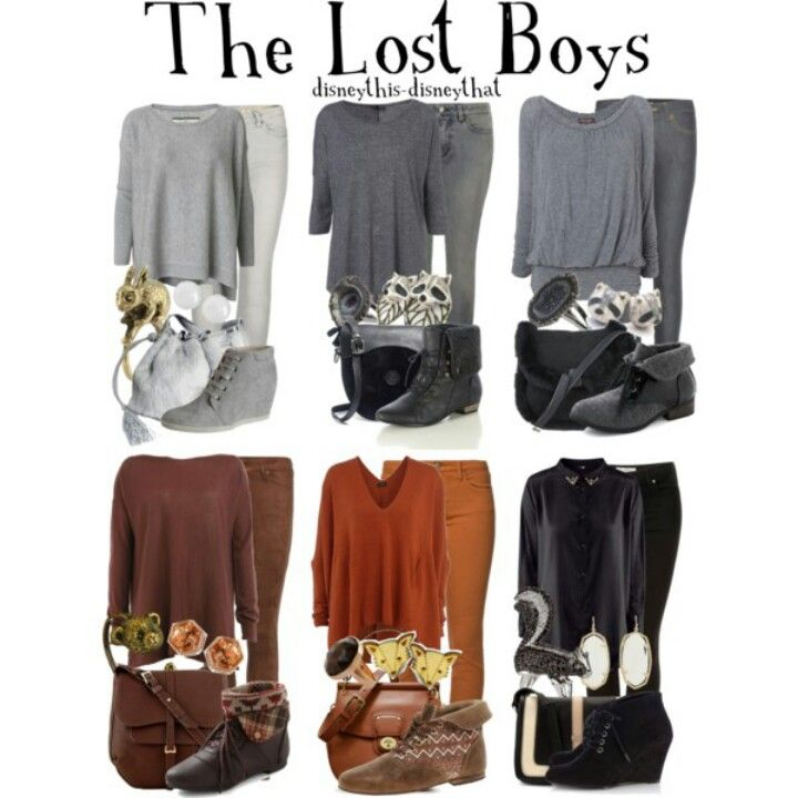 perfect lost boys outfit