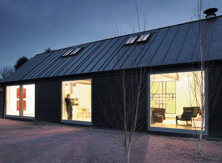Barn Conversion More Contemporary Barn Conversion Barn Conversions