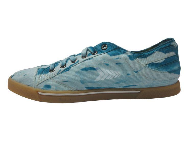 Calzado In2Go - Ref: Splash Blue. Tipo ten. - Montado en Calzado Masculino - Acabado Unisex. Disponible en tallas  Masculino del 37 al 42. y Femenino del 34 al 40.