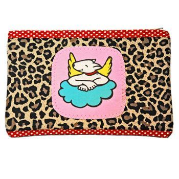 94-940 MAKEUP-CASE ANGEL via Camilla Martelius Design. Click on the image to see more!