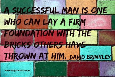 Successful foundations