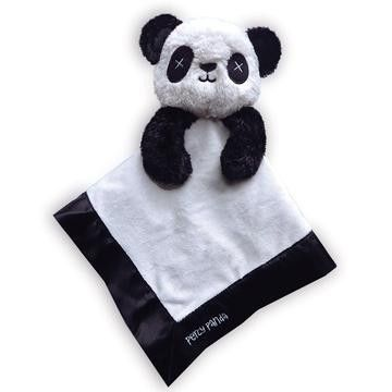 OB Designs - Big Hugs Blankie - Percy Panda - Hugs For Kids