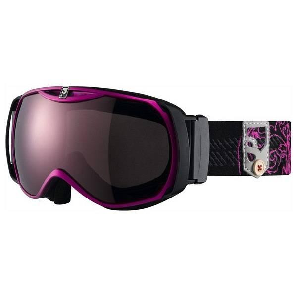 masque snowboard femme