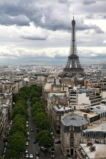 Paris... Someday.