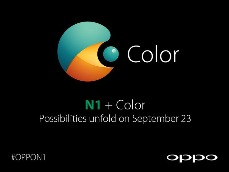 Color and N1 to be revealed on September 23. #OPPON1