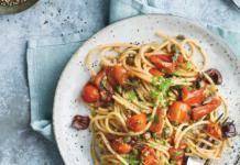 Recept: pasta alla puttanesca