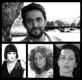 Màxim Huerta estrena su primer texto teatral protagonizado por Loles León, Lolita y Fabiola Toledo.