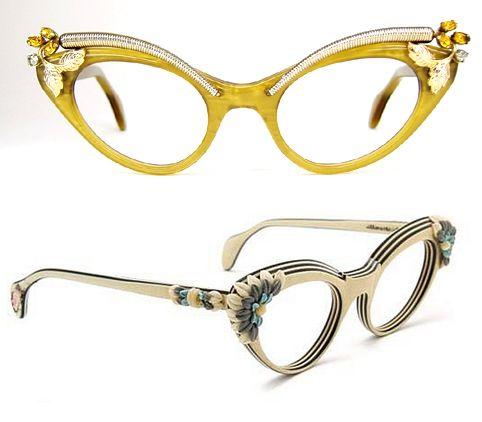 Elsa Schiaparelli glasses, 1950s