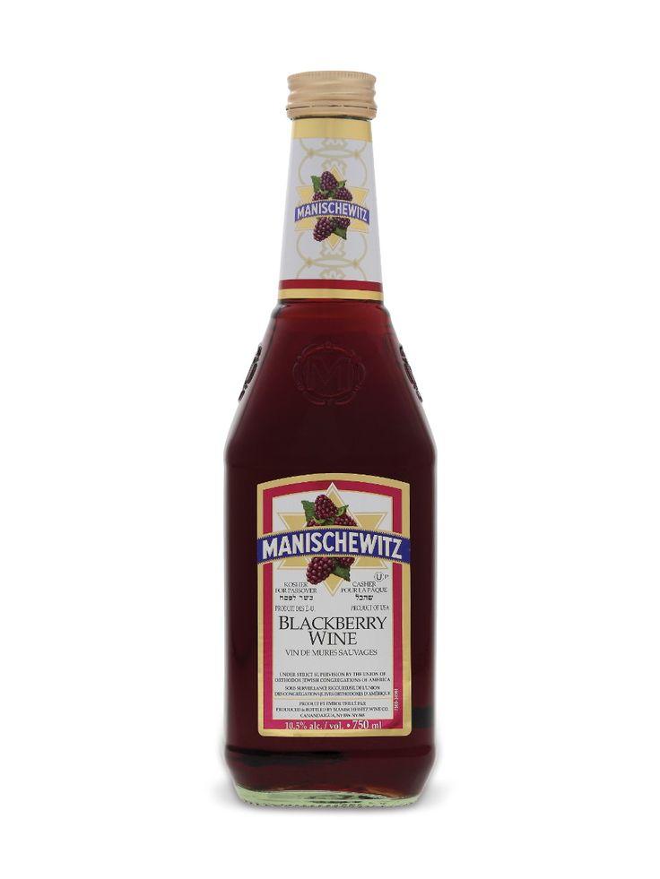 Manischewitz Blackberry K 172 g/L