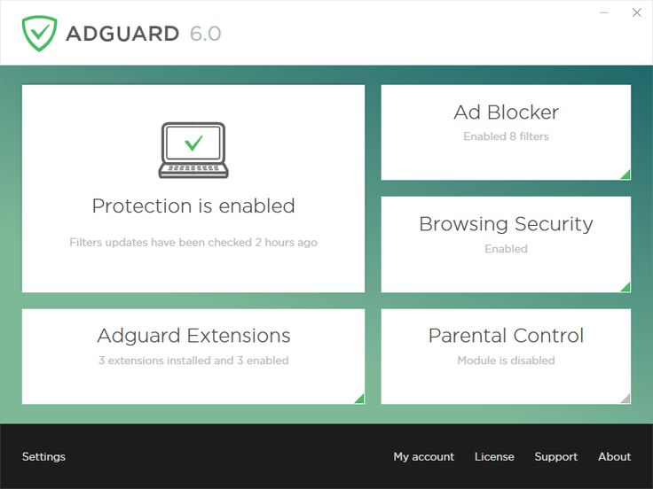 Adguard for Windows Overview - the world's most advanced ad blocker