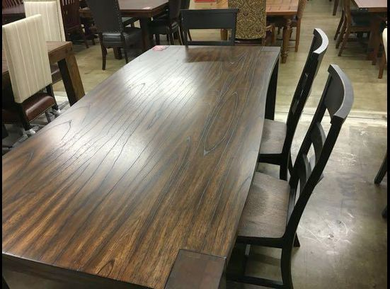Wave Dining Table Ready To Be Liquidated