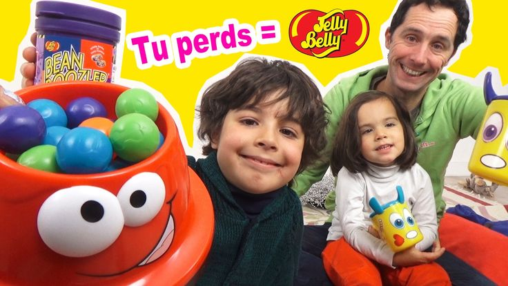 nice Watch JEU GAV'GAMELLE - Si tu PERDS = JELLY BELLY BEAN BOOZLED - JEU FUN en FAMILLE - Démo Jouets