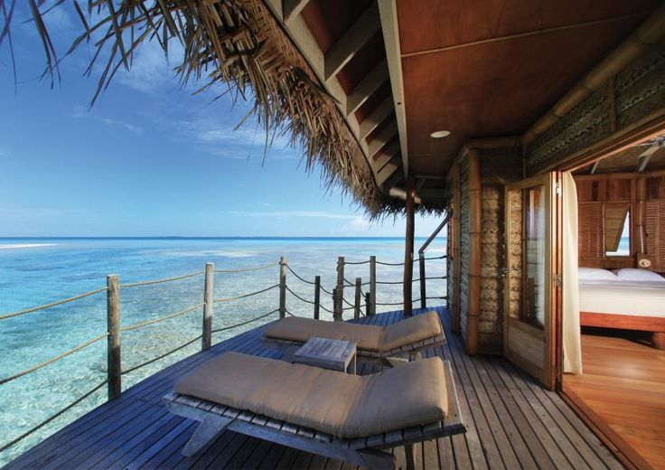 The Best Over-The-Water Bungalows Around The World | yettio.omc