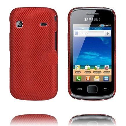 Supreme (Punainen) Samsung Galaxy Gio Suojakuori