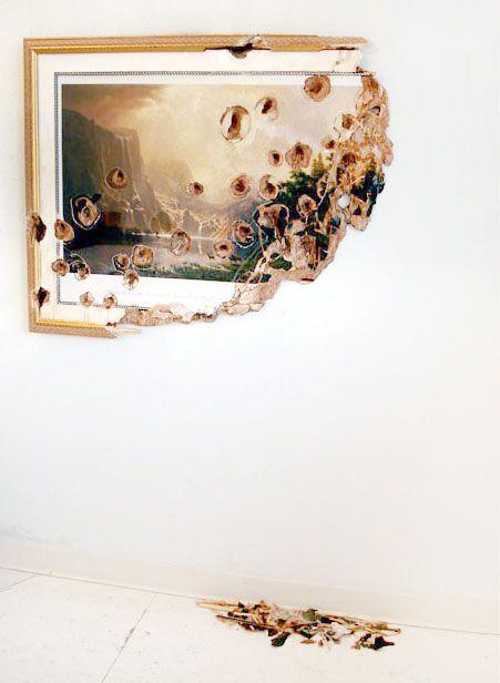 VALERIE HEGARTY - MUSEO