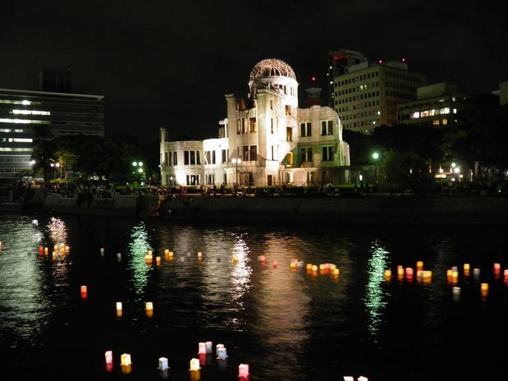 20120806 原爆の日 灯篭流し