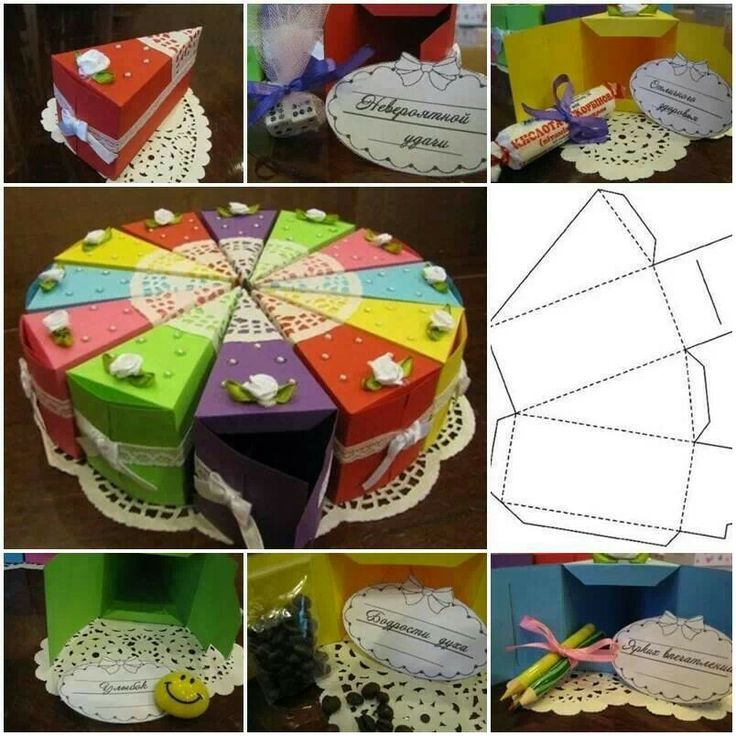 DIY Easy Gift Package with CD