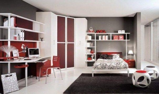 17 Best Ideas About Modern Teen Bedrooms On Pinterest