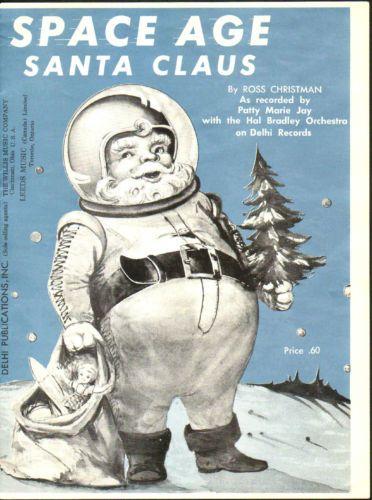 santa in nasa space suit - photo #2