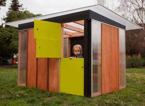 prefab play house