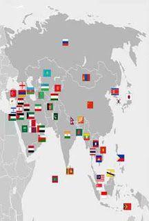 Continente de Asia