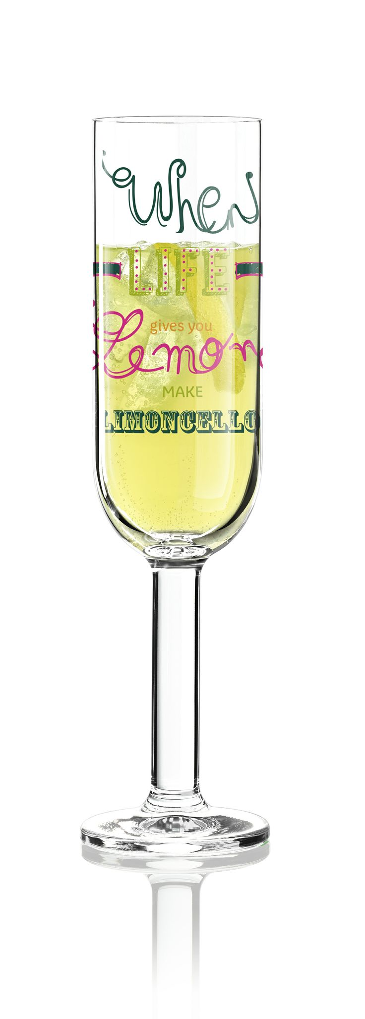 Limoncello Designed by Veronique Jacquart #RITZENHOFF