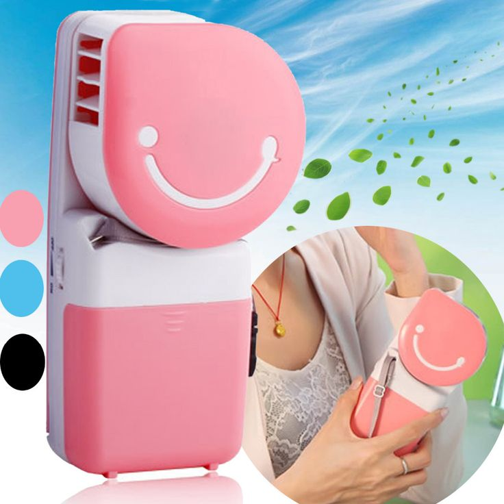 Mini Handheld Electric USB Ventilator Conditioner //Price: $24.77 & FREE Shipping //     #Electronics