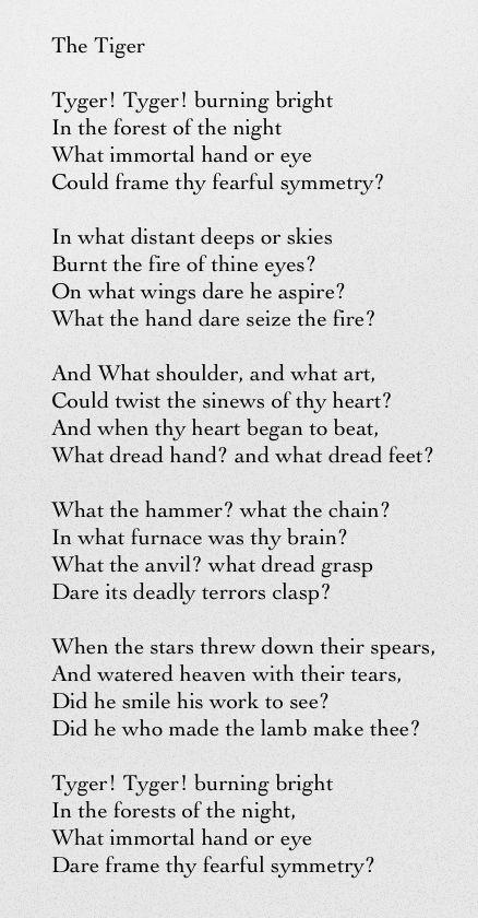 Best 25+ William Blake Poems ideas on Pinterest | Blake poetry ...