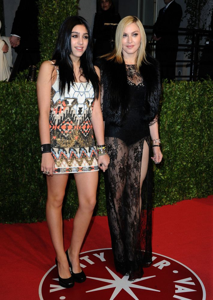 Mother's Day 2012: Celebrity Moms And Their Famous Offspring