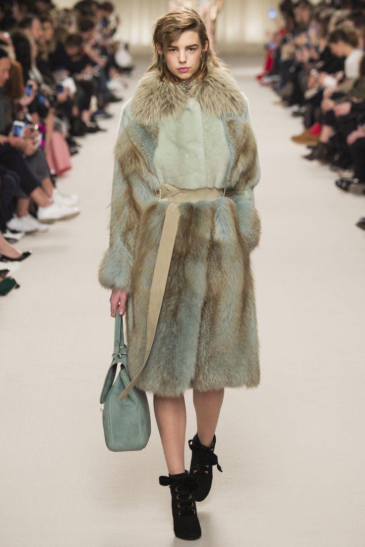 That coat! Lanvin Fall 2016