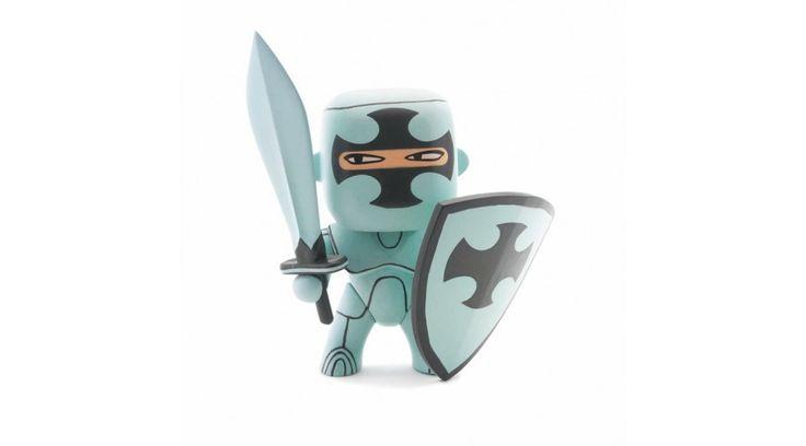 Arty toys Ezüstlovag - Silver - Játékfarm játékshop https://www.jatekfarm.hu/gyerekszoba-kiegeszitok-100/szuper-hosok-101/djeco-arty-toys-szuperhosok-arty-toys-ezustlovag-silver-527