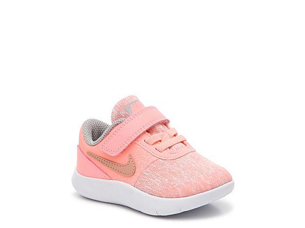 Nike Flex Contact Sneaker - Kids