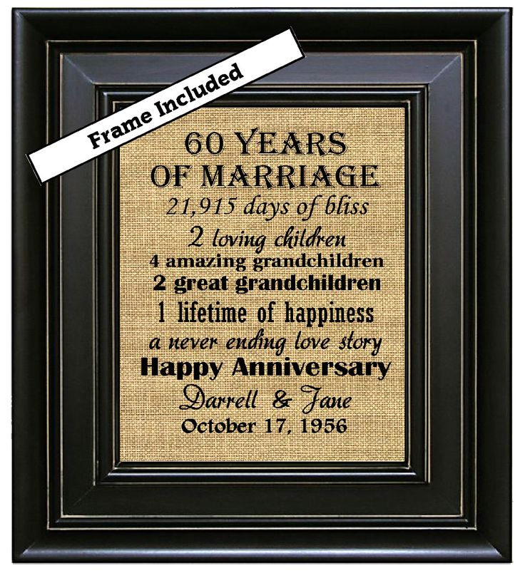 60 Years Wedding Anniversary Gifts: 25+ Best Ideas About 60th Anniversary On Pinterest