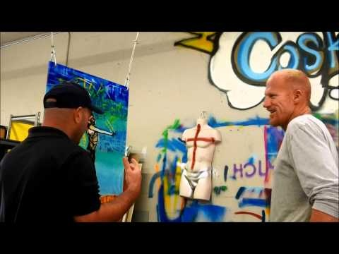 Todd Marinovich Art Gallery