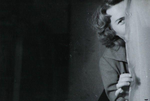 """Witold Dederko, bez  tytułu, brom, lata 60. XX w. / Wystawa """"Kobieta w fotografii Dederków"""""""