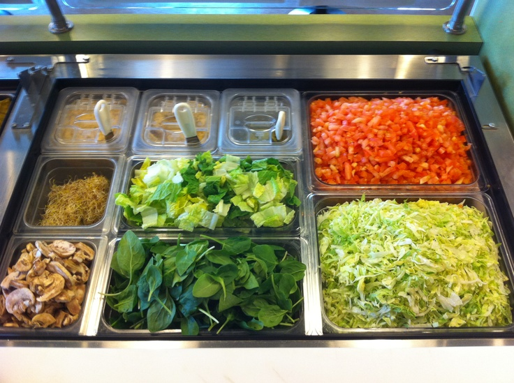 Pita Pit users Fresh Produce that is locally grown.  This makes the Pita Sandwich delicious and fresh, give it a try.