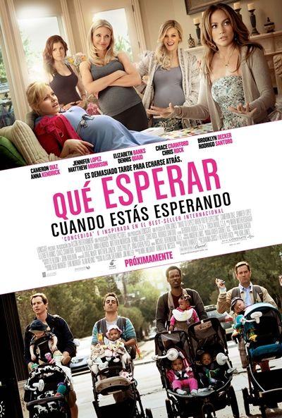 Qué esperar cuando estás esperando es una película estrenada en Julio 2012 en la que podemos ver los cochecitos B-Agile, B-Smart y B-Agile de Britax, las mochilas de Britax y un gemelar de la marca BOB, de próxima distribución en España