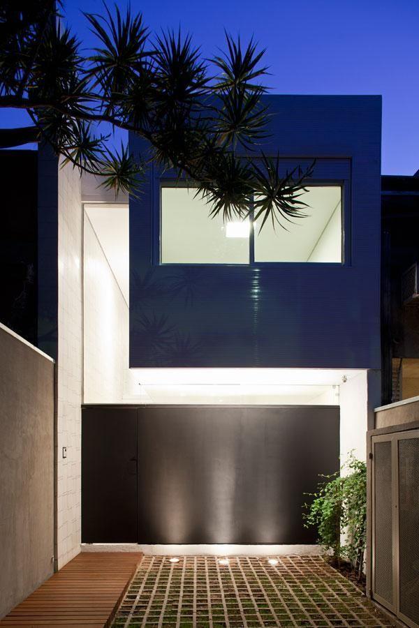 Casa 4 x 30 - Galeria de Imagens | Galeria da Arquitetura