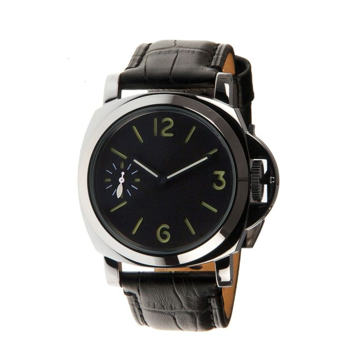 B-UHR panerai tribute watch,stainless steel, brand new in box + warranty card! #BUHR #military