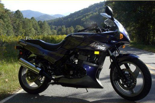 17 Best Images About Kawasaki Ex500 Ninja 500r On