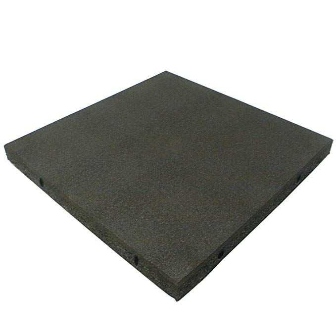 Rubber Cal Eco Safety Interlocking Playground Tiles 2 50 X 19 5 X 19 5 Inch Pack Of 4 Playgrou Interlocking Playground Tiles Rubber Tiles Playground Tile